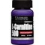 Ultimate Nutrition L-Carnitine 60tab 500mg